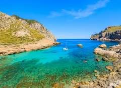 Calas dela isla de Mallorca