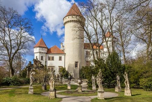 Castillo de Konopiste