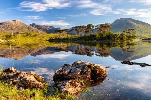 Connemara, los paisajes más impresionantes de Irlanda