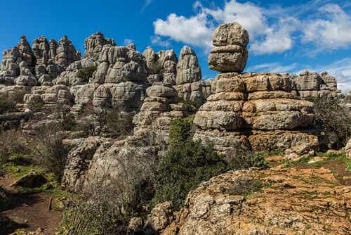 El Torcal de Antequera, un paisaje de otro planeta