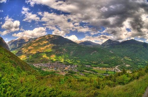 Benasque en Pirineos