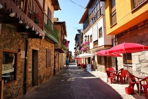 Molinaseca en El Bierzo