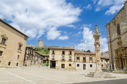 Peñaranda de Duero, un pueblo muy medieval
