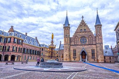 Binnenhof en La Haya