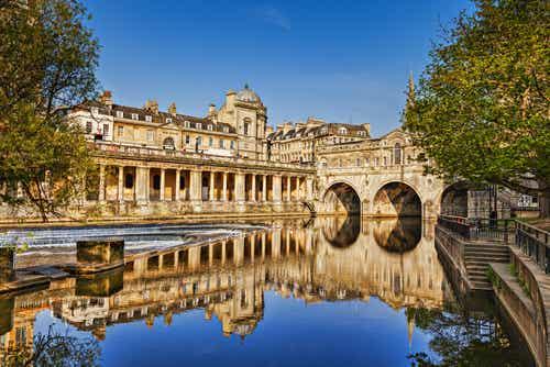 Bath, todo un descubrimiento en Inglaterra
