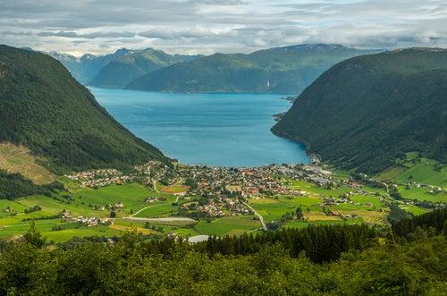 El Fiordo de los Sueños en Noruega y sus espectaculares paisajes
