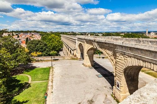Acueducto de San Clemente en Montpellier