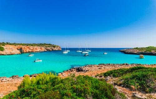 Cala Varques en Mallorca