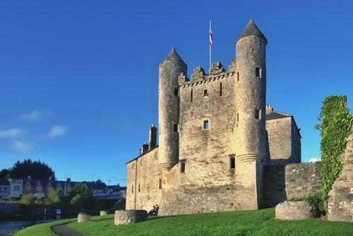 Castillo Enniskillen en Irlanda