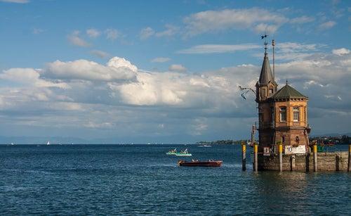 El lago Constanza, un tesoro compartido por tres países
