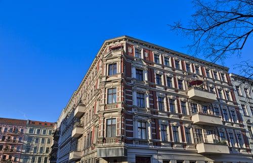 Barrio de Kreuzberg en Berlín
