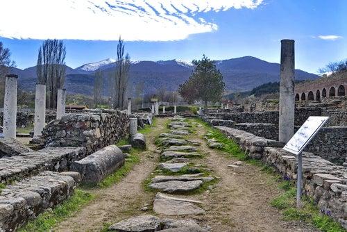 Heraclea Lincestis en Macedonia