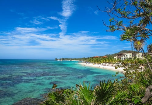 Playas de Honduras, Roatán