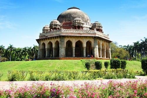 Lodhi Garden en la India