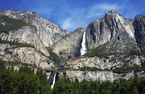 Parque Nacional Yosemite en Estados Unidos