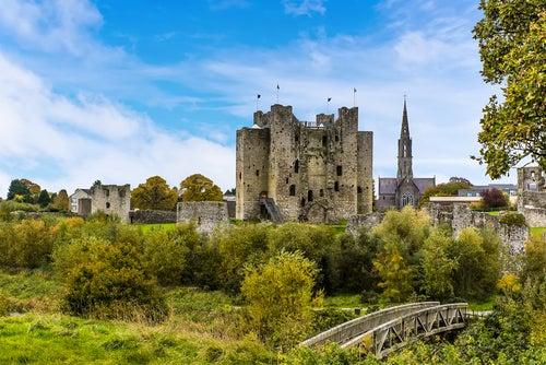 Castillo de Trim en Irlanda