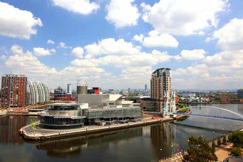 Manchester, una ciudad con mucho ambiente