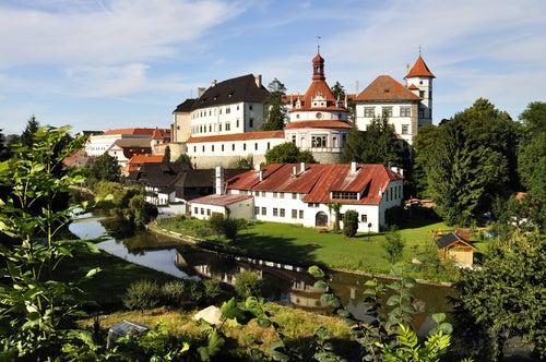 Castillo Jindrichuv Hradec