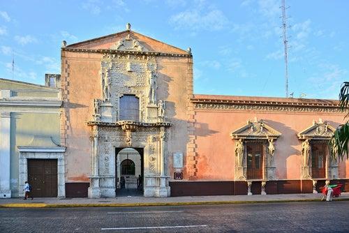Casa Montejo en Mérida México