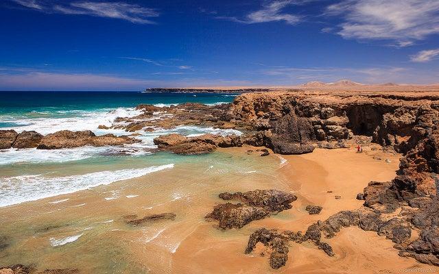 Punta Mujer Fuerteventura