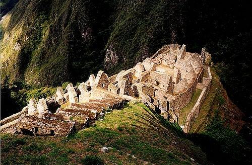 Ruinas incas de Wiñaywayna