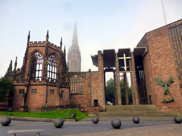 Catedral de Coventry