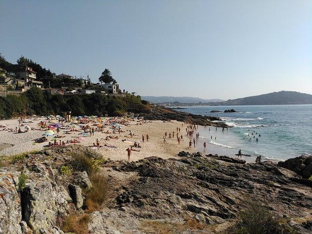 Playa de Fortiñón