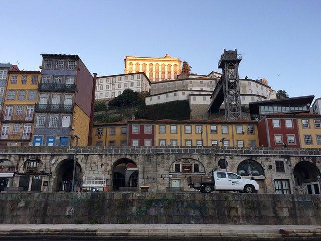 Miragaia en Oporto