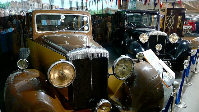 Museo del Transporte de Coventry