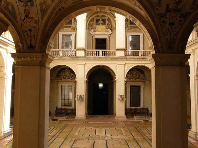 Palacio del Viso del Marqués en La Mancha