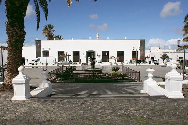 Palacio Spínola en Teguise