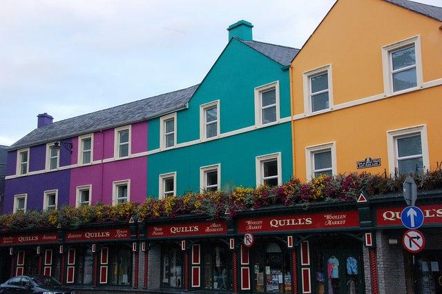 Kenmare en Irlanda