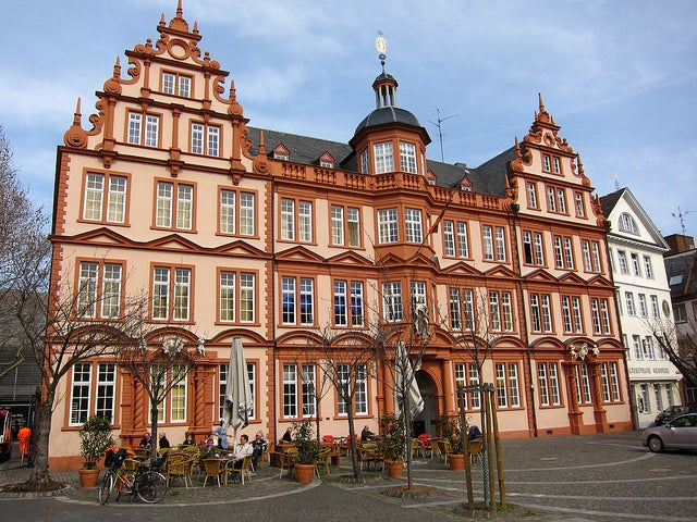 Museo Gutenberg en Maguncia