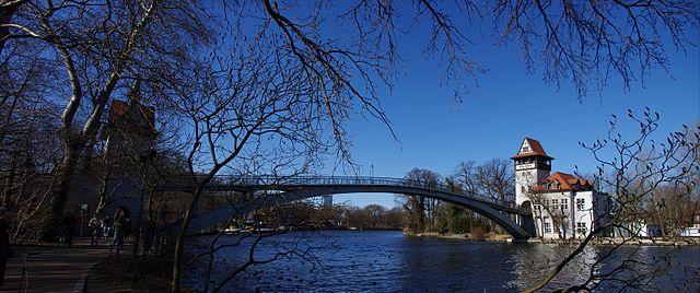 Puente Abtei en Berlín