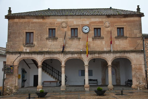 Ayuntamiento de Alarcón