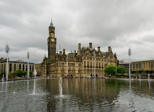 Fuente en Bradford
