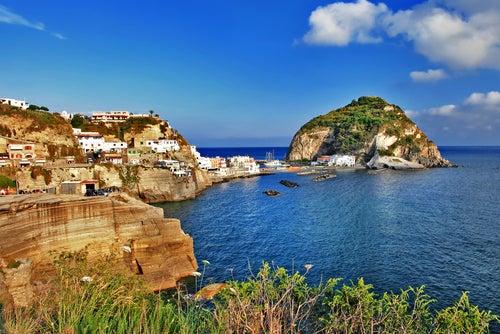 San Ángel Ischia