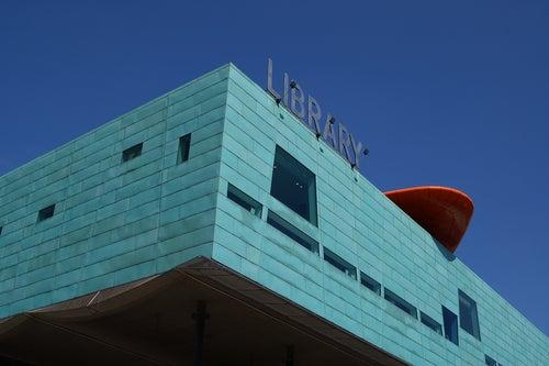 Biblioteca de Peckham en Londres