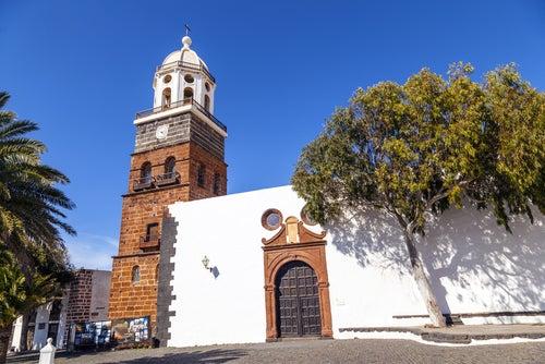 Iglesia de Nuestra Señora de Guadalupe de Teguise