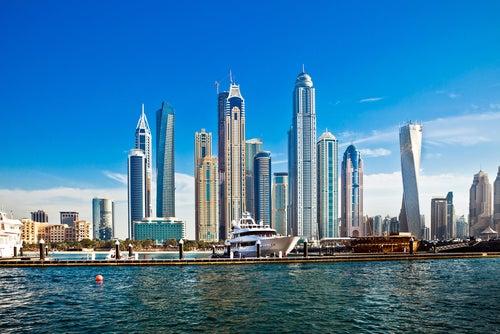 Dubái, una ciudad sinónimo de lujo y ostentación