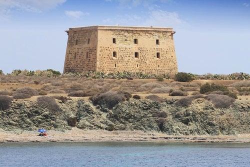 Torre de San José en Tabarca