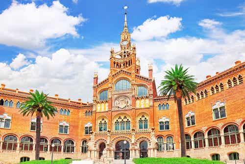 El Recinto Modernista de Sant Pau, un lugar especial en Barcelona