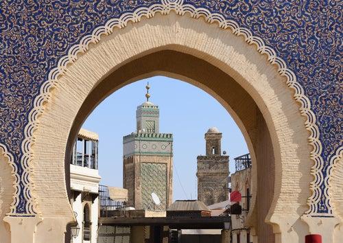Los palacios y mezquitas de Marruecos más impresionantes