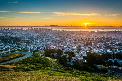 Twin Peaks en San Francisco