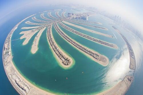 Palmera Jameirah en Dubái