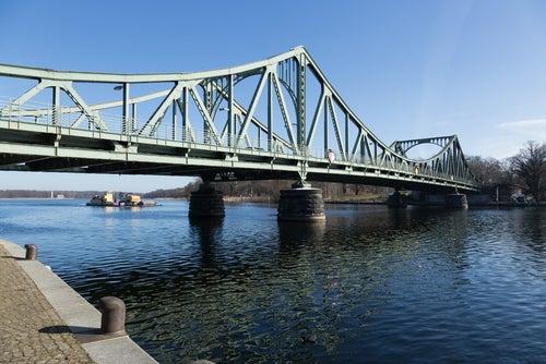 Puente Glienike en Berlín