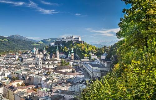 Salzburgo, una excursión desde el lago Zell