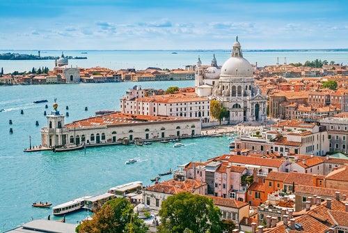 Nos subimos a los mejores miradores de Venecia