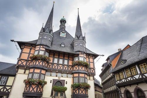 Ayuntamiento de Wernigerode