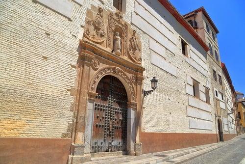 Convento de Santa Catalina de Zafra en Granada